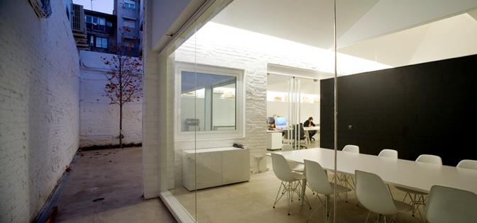Estudio mario corea arquitectura for Diseno de despachos