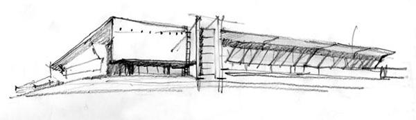 Piscina Olimpica Cubierta Terrassa Mario Corea Arquitectura